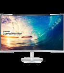 "Monitor Curvo Samsung de 27"""