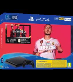 Playstation 4 500GB + FIFA 20