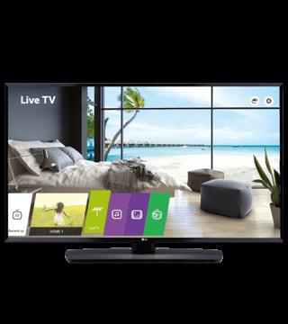 "Smart TV Pro LG 49"" 49LU661H"